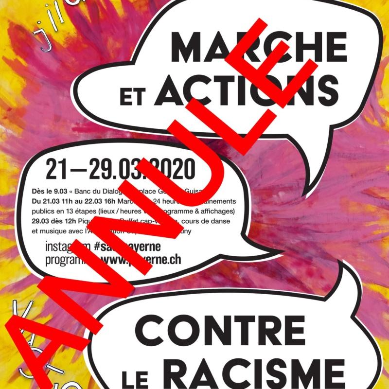 Semaine d'actions contre le racisme et la discrimination