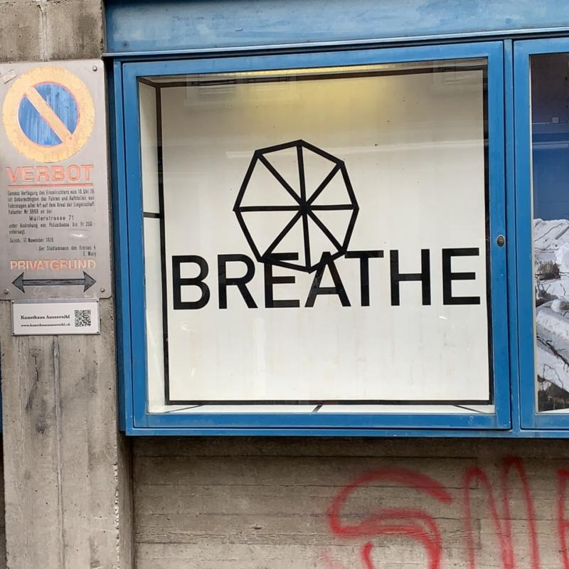 Air to breathe